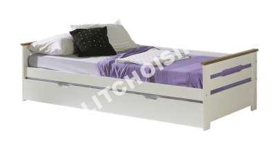 chambre elisa conforama affordable lit x cm messina vente de lit adulte conforama with chambre. Black Bedroom Furniture Sets. Home Design Ideas