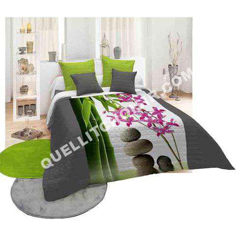 couvre lit motif zen Couverture Lit. Free Couvre Matelas U Couverture Lit Personnes  couvre lit motif zen