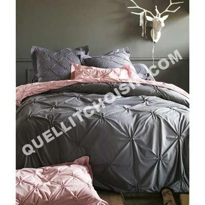 Lit 3 suisses collection housse de couette 1 ou 2 persoes for Housse de couette 3 suisses