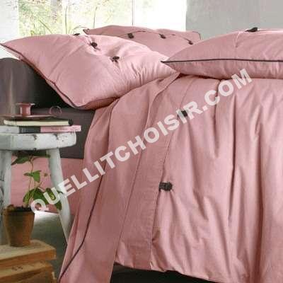 suisses collection housse de couette en coton ccile coloris r suisses with housse couette lin 3. Black Bedroom Furniture Sets. Home Design Ideas