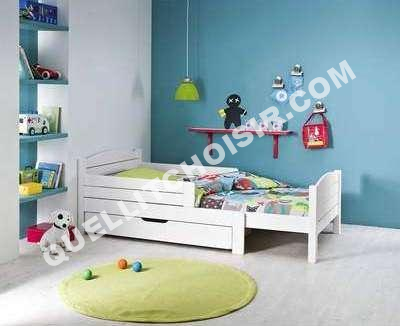 lit 3 suisses collection lit volutif pour enfant d s 4 ans certifi au me. Black Bedroom Furniture Sets. Home Design Ideas