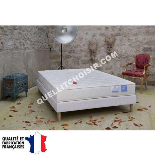 lit benoist belle literie matelas 160x200 ressorts confort au meilleur prix. Black Bedroom Furniture Sets. Home Design Ideas