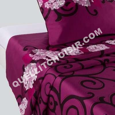 lit bouchara paris drap plat moeau de en satin de coton au. Black Bedroom Furniture Sets. Home Design Ideas
