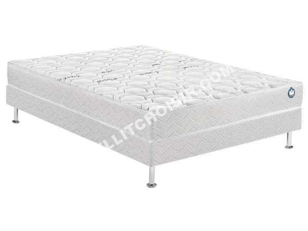 lit bultex matelas sommier mousse 160x200 cm upgrade au meilleur prix. Black Bedroom Furniture Sets. Home Design Ideas