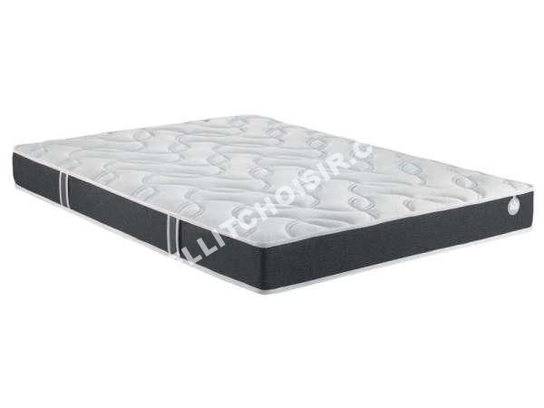 lit bultex matelas mousse 140x190 cm actually au meilleur prix. Black Bedroom Furniture Sets. Home Design Ideas