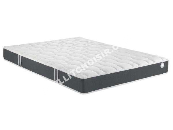 lit bultex matelas mousse 140x200 cm excess au meilleur prix. Black Bedroom Furniture Sets. Home Design Ideas