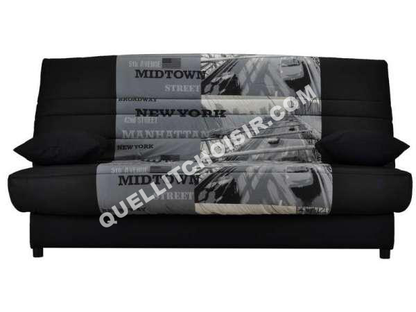 clic clac confortable bultex maison design. Black Bedroom Furniture Sets. Home Design Ideas