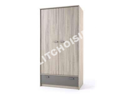 Conforama armoire 4 portes cheap chambre jungle auchan portes jimi conforama rangement chambre for Chambre jungle auchan