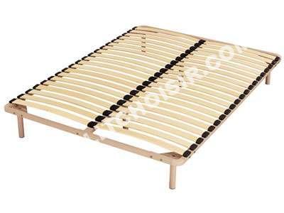 sommier lattes 140x200 conforama. Black Bedroom Furniture Sets. Home Design Ideas