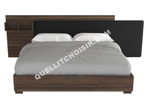 lit coffre 160x200 conforama lit coffre madrid x sommier blanc vente de lit adulte conforama. Black Bedroom Furniture Sets. Home Design Ideas