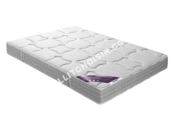 lit dunlopillo matelas latex 140x190 cm black jack au meilleur prix. Black Bedroom Furniture Sets. Home Design Ideas