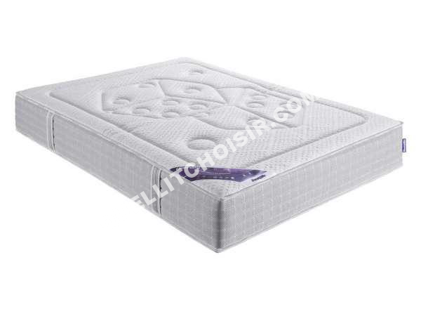 lit dunlopillo matelas latex 140x190 cm casino royal au meilleur prix. Black Bedroom Furniture Sets. Home Design Ideas