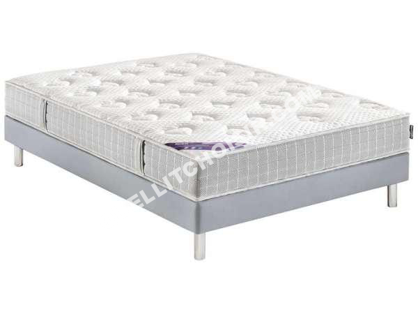 lit dunlopillo matelas latex 160x200 cm grand casino au meilleur prix. Black Bedroom Furniture Sets. Home Design Ideas