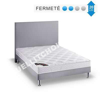 lit dunlopillo matelas latex multizones confort ferme roxane 3 suisses au me. Black Bedroom Furniture Sets. Home Design Ideas