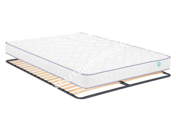 stunning merinos matelas sommier mousse x cm packman with dormaflex matelas avis with dormaflex. Black Bedroom Furniture Sets. Home Design Ideas