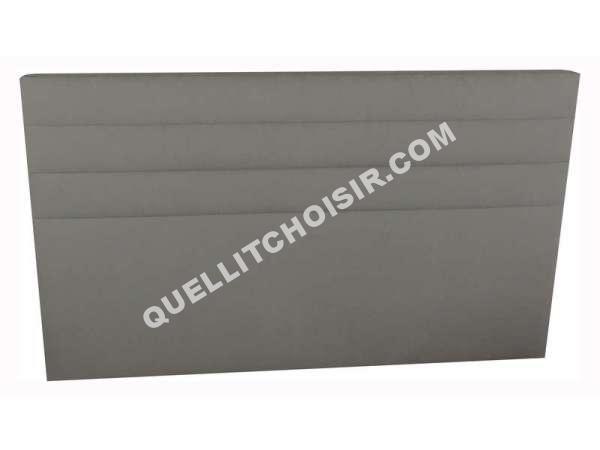 Lit nightitude premium premium tete de lit 180 cm gris - Matelas nightitude avis ...