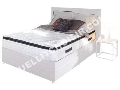 lit relyon limited matelas 2 persoes ressorts ensach s. Black Bedroom Furniture Sets. Home Design Ideas