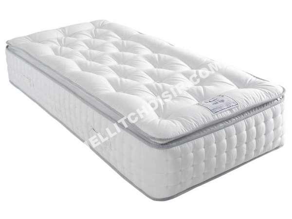 lit relyon matelas ressorts 90x190 cm preston au meilleur prix. Black Bedroom Furniture Sets. Home Design Ideas