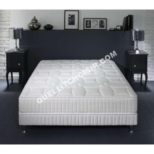 lit simmons matelas 160x200 ressorts zenith au meilleur prix. Black Bedroom Furniture Sets. Home Design Ideas