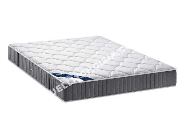 lit simmons matelas ressorts 140x190 cm androm de au meilleur prix. Black Bedroom Furniture Sets. Home Design Ideas