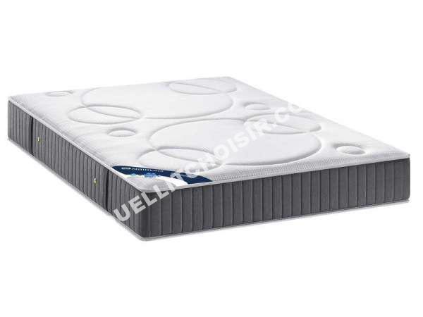 lit simmons matelas ressorts 140x190 cm pers e au meilleur prix. Black Bedroom Furniture Sets. Home Design Ideas