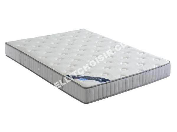 lit simmons matelas ressorts 160x200 cm lotus hd au meilleur prix. Black Bedroom Furniture Sets. Home Design Ideas