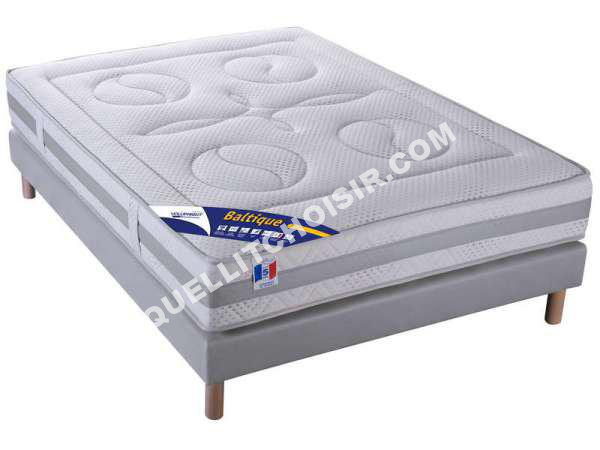 lit volupnight prestige conforama volupnight prestige ensemble matelas latex s. Black Bedroom Furniture Sets. Home Design Ideas